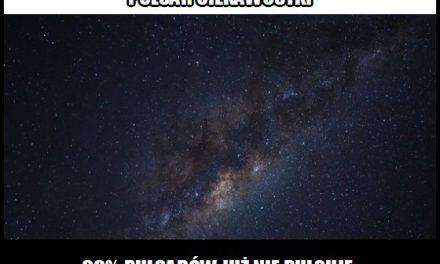 Ile procent pulsarów już nie pulsuje?
