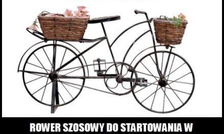 Ile może maksymalnie ważyć rower szosowy do startowania w zawodach?