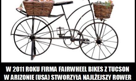 Rower ciekawostka 5