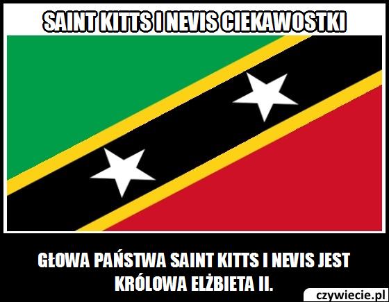 Saint Kitts i Nevis ciekawostka 1
