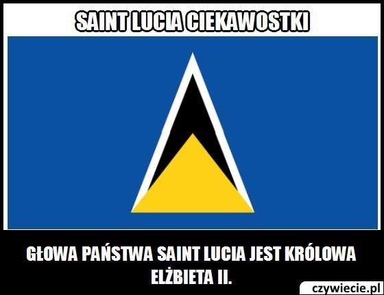 Saint Lucia ciekawostka 1