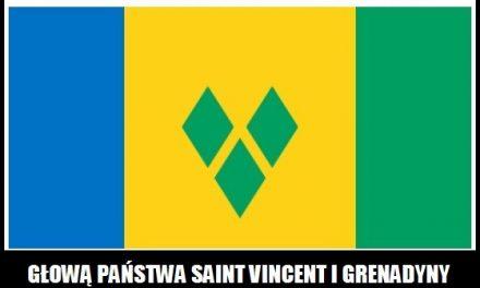 Kto jest głową państwa Saint Vincent i Grenadyny?