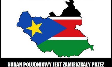 Ile grup etnicznych zamieszkuje Sudan Południowy?