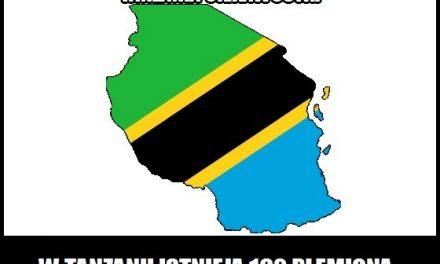 Ile plemion istnieje w Tanzanii?