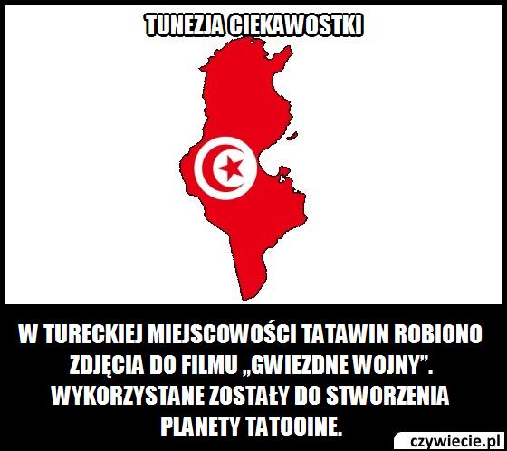 Tunezja ciekawostka 1