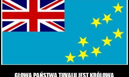 Kim jest głowa państwa Tuvalu?