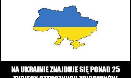Ile sztucznych zbiorników wodnych znajduje się na Ukrainie?