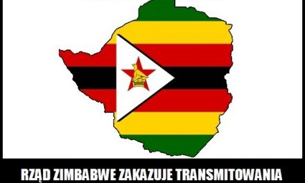 Rząd Zimbabwe zakazuje transmitowania zagranicznych stacji