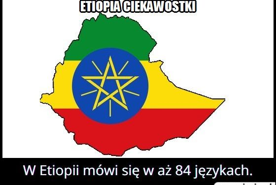 W ilu językach mówi się w Etiopii?