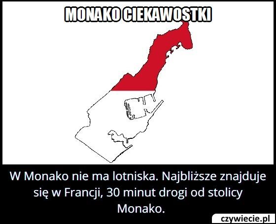 Ile lotnisk jest w Monako?