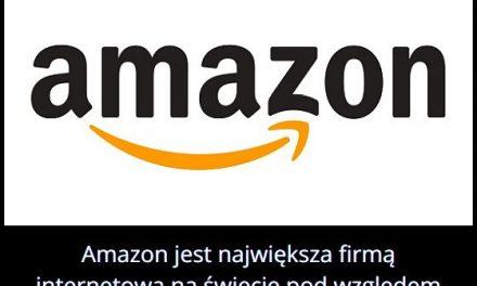 Która firma internetowa jest największa na świecie pod względem przychodów?