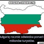 Ile turystów   rocznie odwiedza Bułgarię?