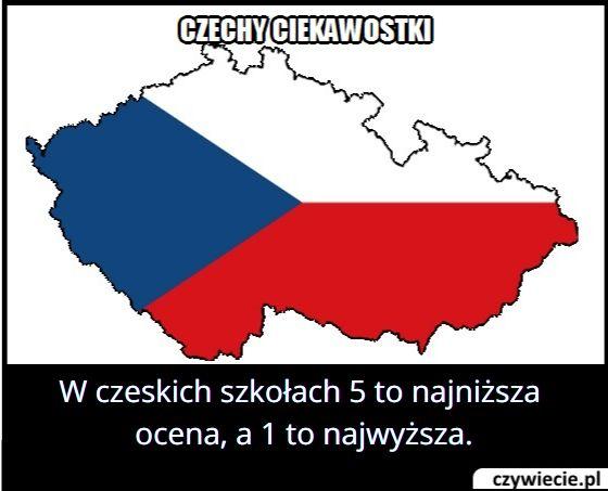 Jak wygląda system ocen w czeskich szkołach?