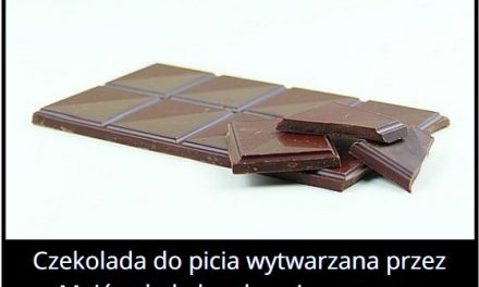 Jak smakowała czekolada do picia według przepisu Majów?