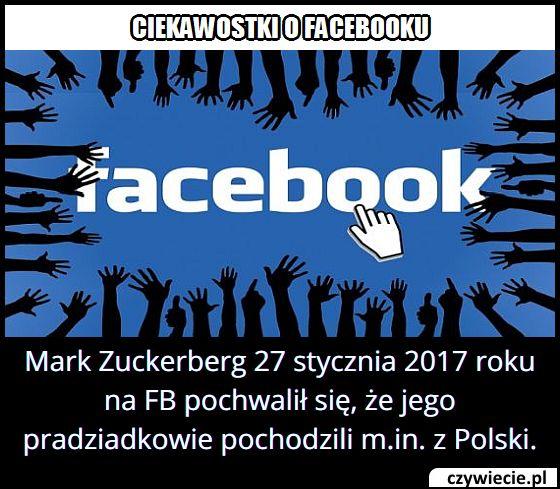 Czym pochwalił się Mark Zuckerberg na Facebooku 27 stycznia 2017 roku?