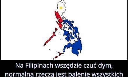 Dlaczego na Filipinach wszędzie czuć dym?