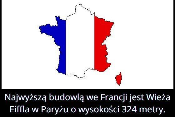 Jaka budowla jest najwyższa we Francji?