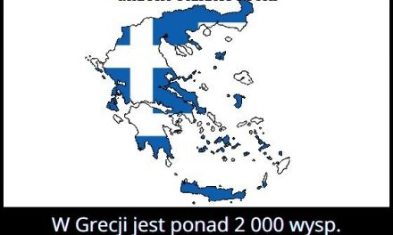 Ile wysp jest w Grecji?