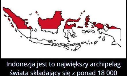 Ile wysp należy do Indonezji?