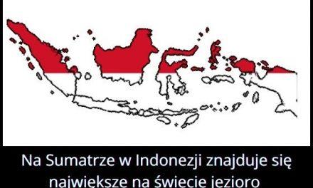 W którym kraju   znajduje się największe na świecie jezioro wulkaniczne?