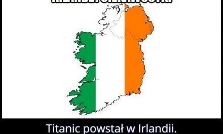 W którym kraju powstał Titanic?