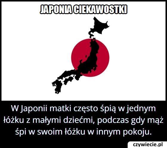 W Japonii   matki często śpią w jednym łóżku…