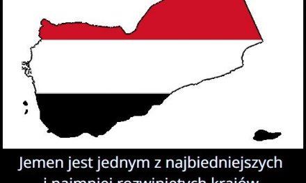 Jemen jest   bogatym czy biednym krajem?