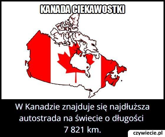 W którym   kraju znajduje się najdłuższa autostrada?