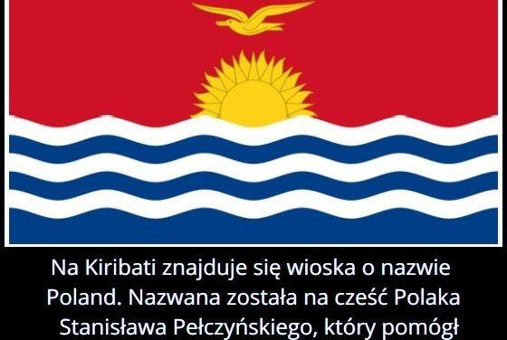 W którym kraju Australii i Oceanii znajduje się miejscowość Poland?