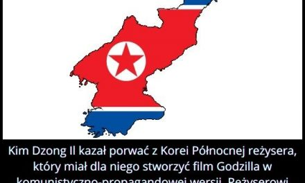 Dlaczego Kim   Dzong Il kazał porwać z Korei Południowej reżysera?