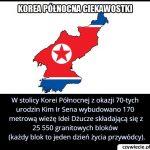 Jaki prezent   na 70-siąte urodziny otrzymał Kim Ir Sen?