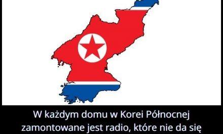 Da się wyłączyć radio w Korei Południowej?