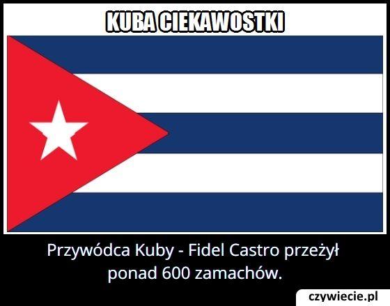 Ile zamachów przeżył Fidel Castro?