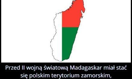Która wyspa miała zostać polskim terytorium zamorskim?