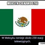 Ile jest stacji telewizyjnych w Meksyku?