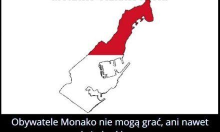 Obywatele którego kraju nie mogą odwiedzać kasyn w Monako?