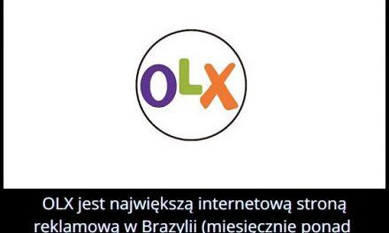 W którym kraju   OLX jest największa reklamową stroną internetową?