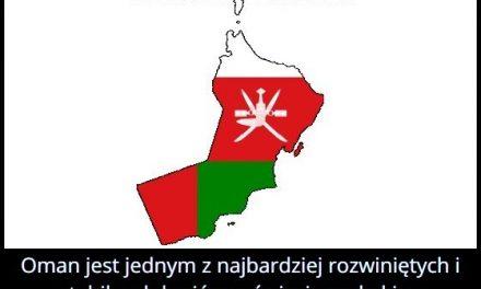 Który kraj jest jednym z najbardziej rozwiniętych państw w świecie arabskim?