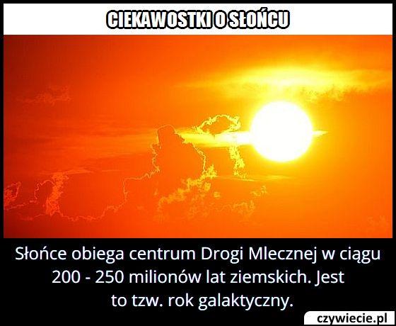 Ile trwa rok galaktyczny?