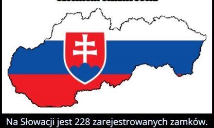 Ile zamków   jest na Słowacji?