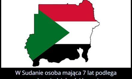 Mając ile lat w Sudanie podlega się odpowiedzialności karnej?