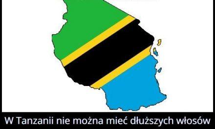 Jaką długość włosów można mieć w Tanzanii?
