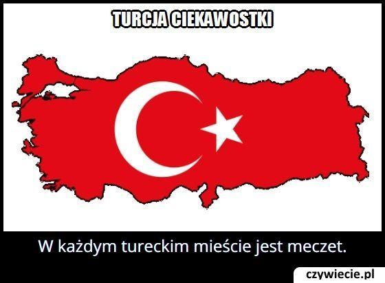 W każdym tureckim mieście jest meczet?